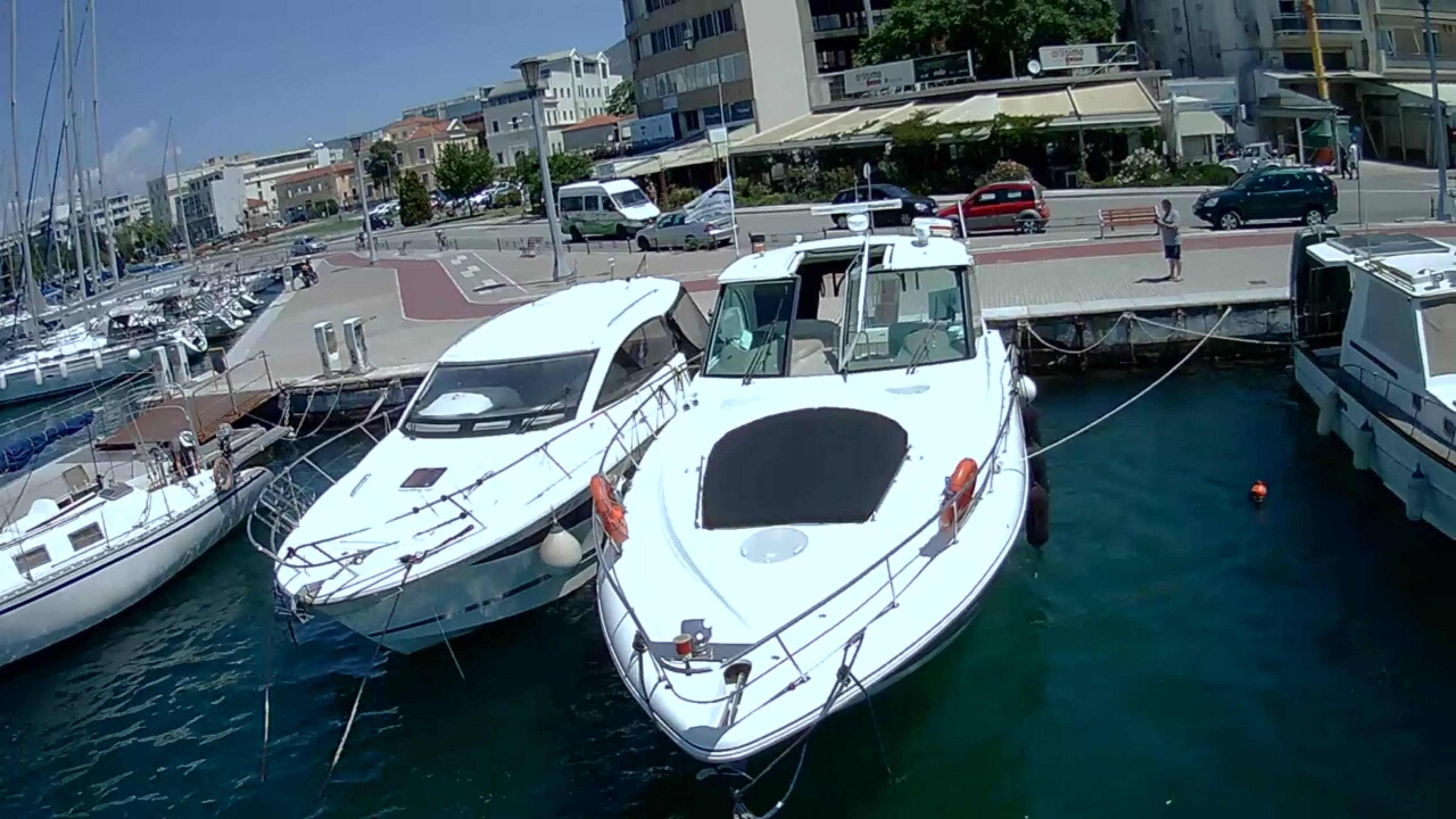 COVID-19 pleasure boats